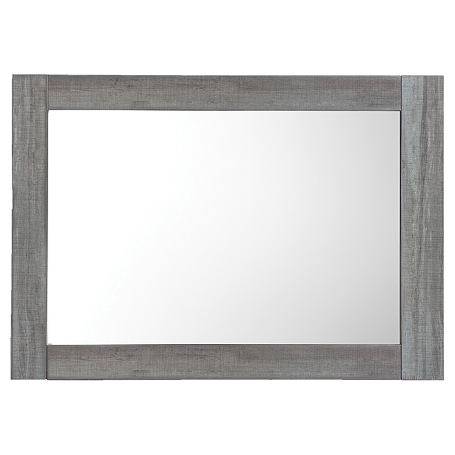 Miroir « Relax », bleu gris
