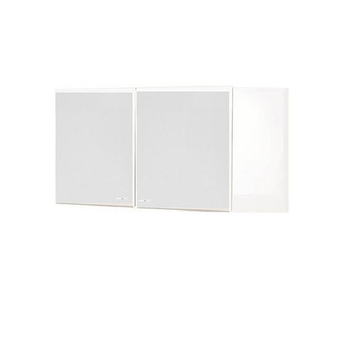 """Armoire pour buanderie Tender, 2 portes, 23,62"""" x 29,75"""", blanc"""