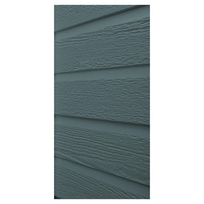 Revêtement extérieur, 1/2'' x 11'' x 144'', bleu tonnerre