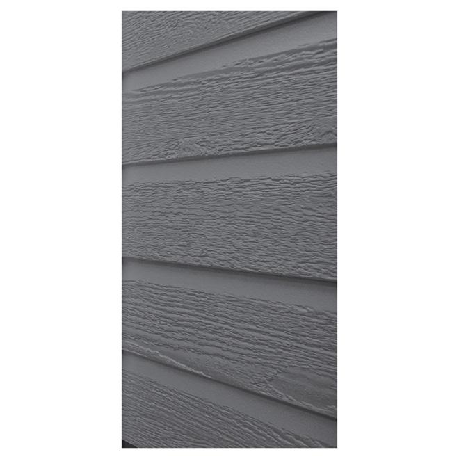 Revêtement extérieur en bois d'ingénierie, granite