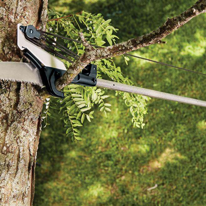 Telescopic Pole Pruning Saw - 12'