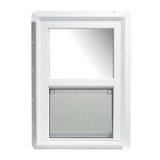 Fenêtre à guillotine simple, 30 po x 48 po