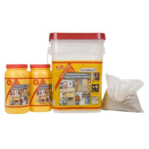 Sika - Epoxy Paint Kit - 3.2 L - Grey