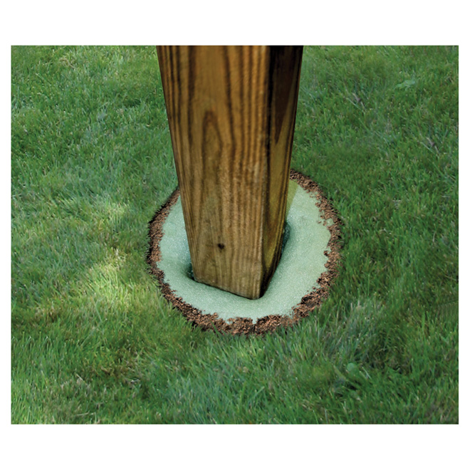 Fast Setting Fence Post Mix - 979 ml