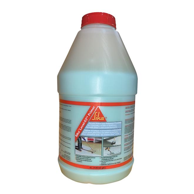 Apprêt acrylique pour sous-planchers en bois et béton, 4 L