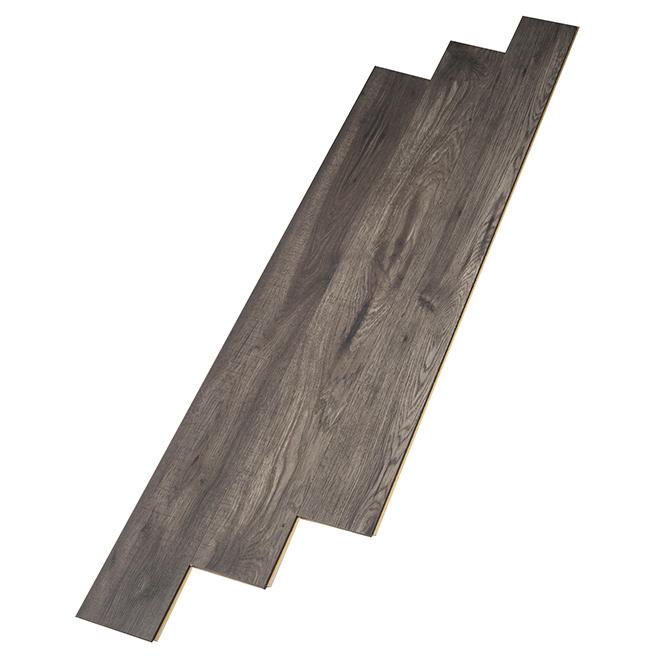 Laminate Flooring Hdf 10 Mm 1398 Sqft Grey Oak Rona