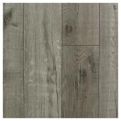 Vinyl Floor Planks - Graphite - 7 mm - 21.25 ft² - 12/Box