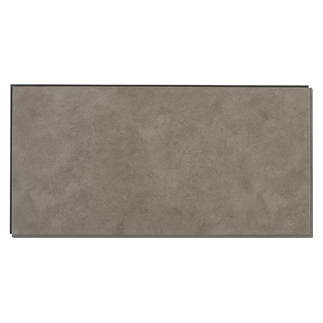 True Grout Vinyl Floor Tiles - 7 mm - 10/Box - Clay