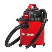 Craftsman 120 V 5-Gal. 3 HP Corded Portable Wet/Dry Shop Vacuum