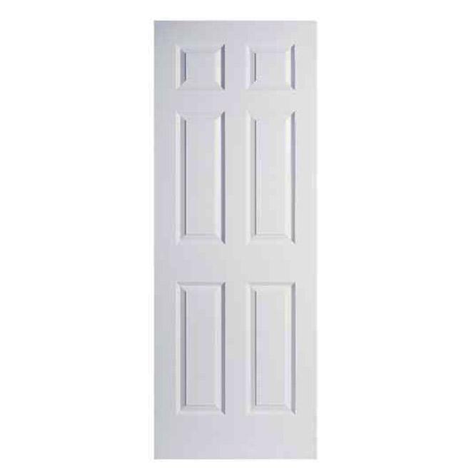 """Textured Molded Panel Door - 26"""" x 80"""""""