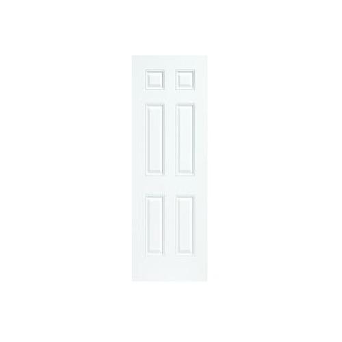 Porte d'entrée en acier