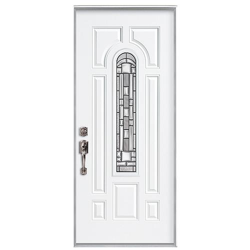 Masonite Naples Steel Door Rona