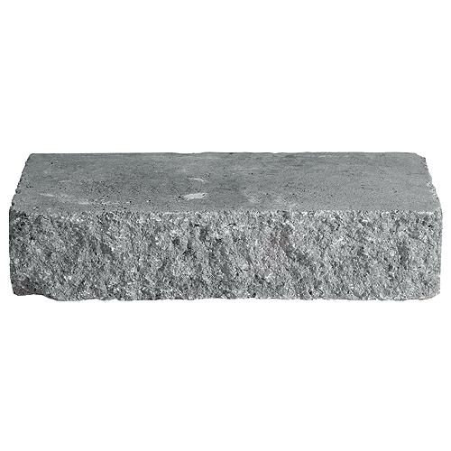 """Brique de béton pour muret droit, 18"""" x 4"""""""