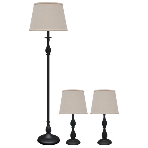 3 Lamp Set Rona