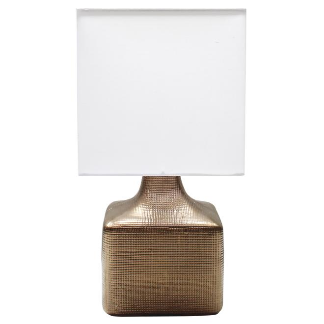 "Lampe de table Miller, 18"", 60 W"