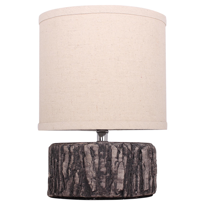 "Timberlake Table Lamp - 10.75"" - 60W"