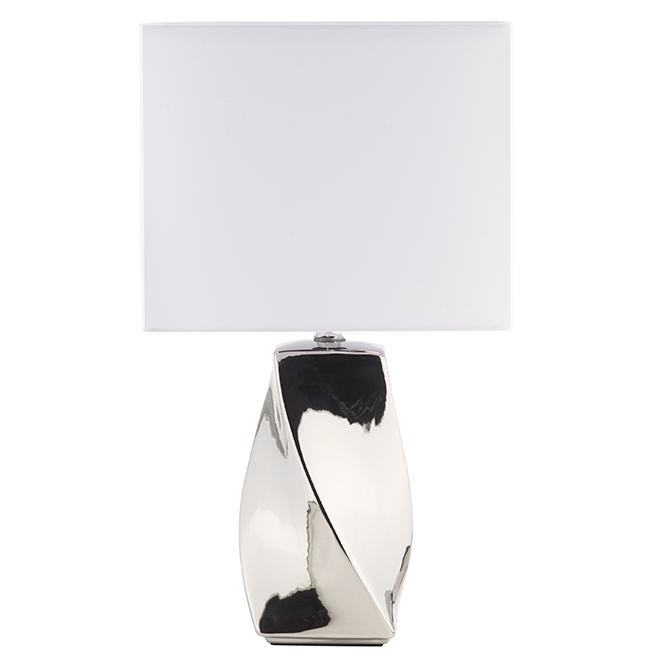 Lampe de table, Lingo, 60 W, chrome