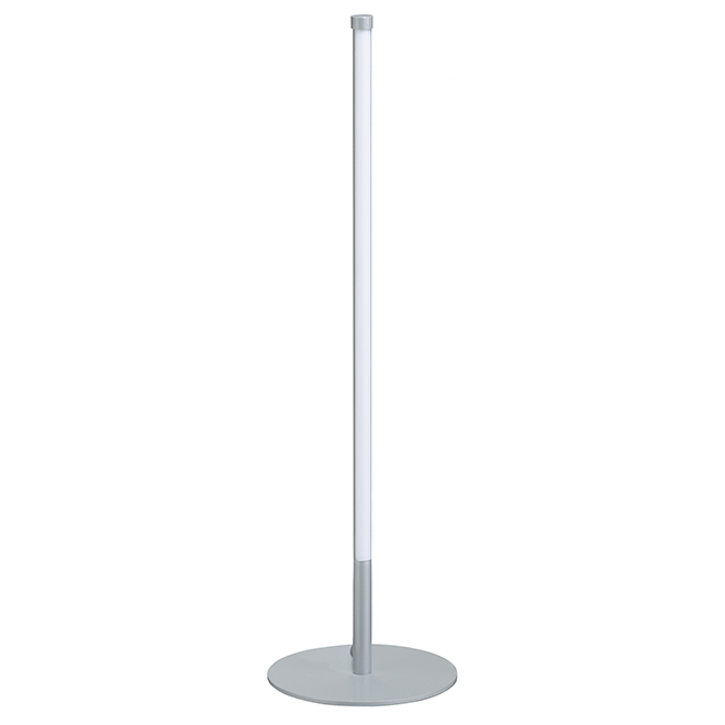Candelia LED Table Lamp - 8 W - Silver Grey