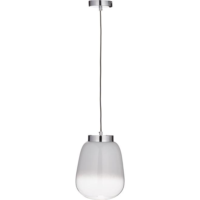 Luminaire suspendu «Laurence», 40 W, chrome
