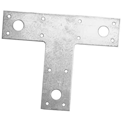"""Attache en T acier galvanisé de 1 1/2"""" x 5"""" x 6"""" boîte de 20"""