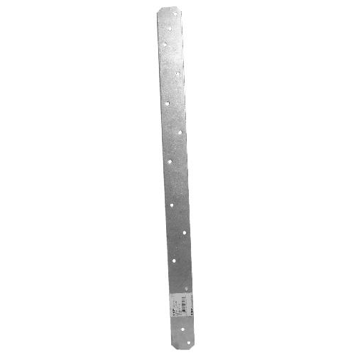 """Bande d'acier galvanisé de 1 1/4"""" x 18"""", boîte de 50"""