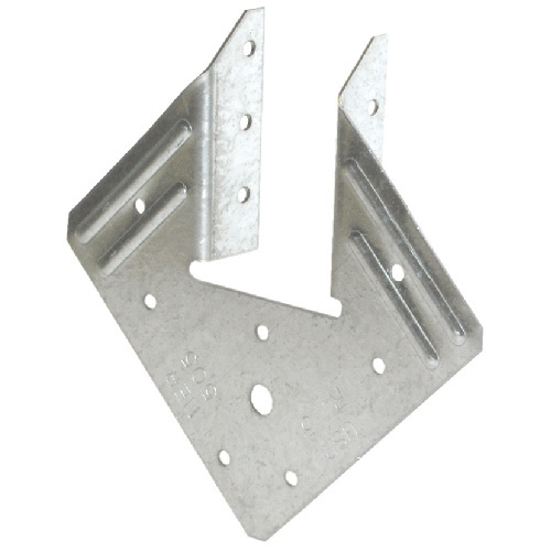 """Steel Anchor Plate 1 9/16"""" x 2 5/8"""" - Box of 100"""