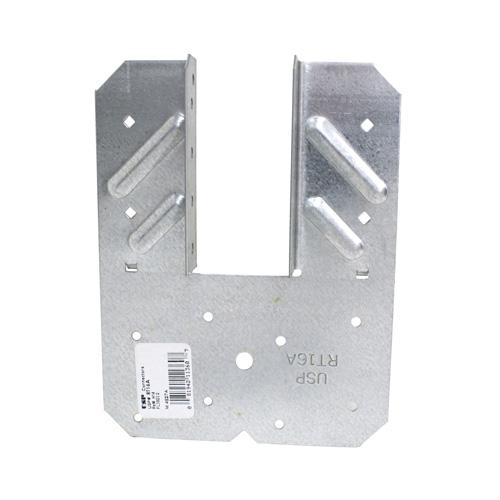 "Ancrage double en acier galvanisé de 5"" x 6 1/2"" boîte de 50"