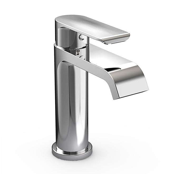 Robinet de lavabo à levier unique, IT, chrome