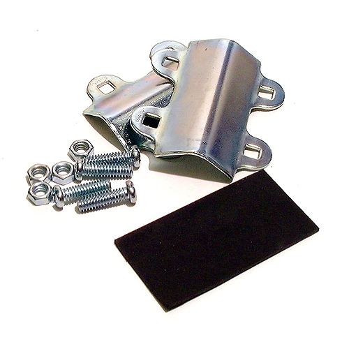 Collier de réparation universel en acier, gris