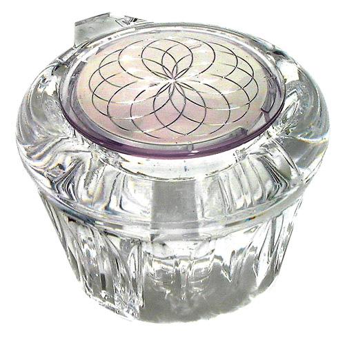 Poignée de robinet Moen 14927 en plastique, transparent