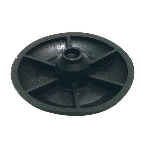 Disque de siège enclenchable Master Plumber, caoutchouc noir