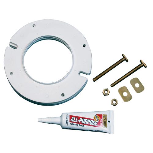 Master Plumber Flange Extension Kit - White 287 | RONA