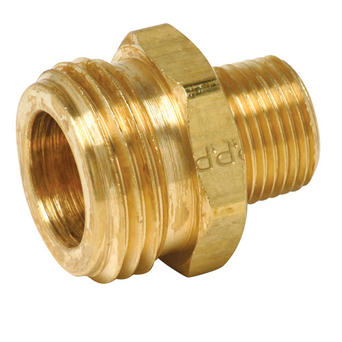 Solid Brass Hose Connection