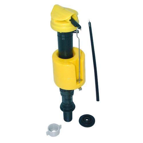 Soupape de vidange anti-siphon pour réservoir, réglable