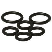 O-Ring - Jameco 1100 - 6/Pack - Black