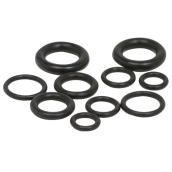 Faucet O-Ring - 10-Piece Assortment