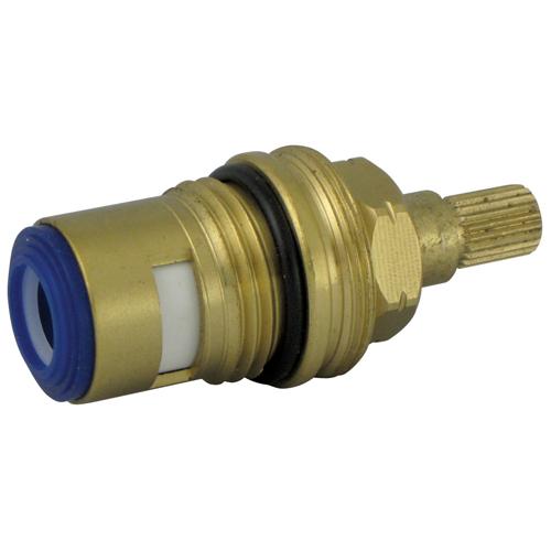 "Master Plumber Faucet Cartridge - Ceramic - Cold - 1/2"""