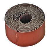 Toile abrasive tout-usage, 1 1/2'' x 15', grain 120