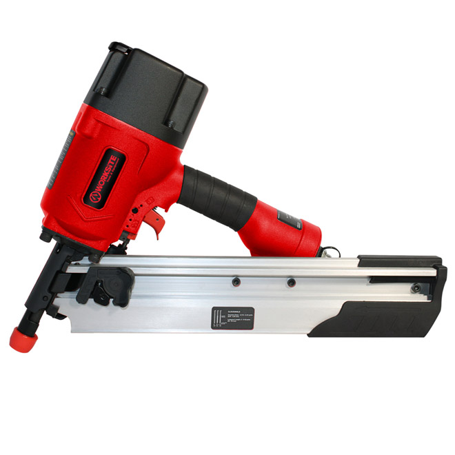 WORKSITE Framing Nailer - 2\