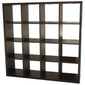 16-cube BOOKCASE