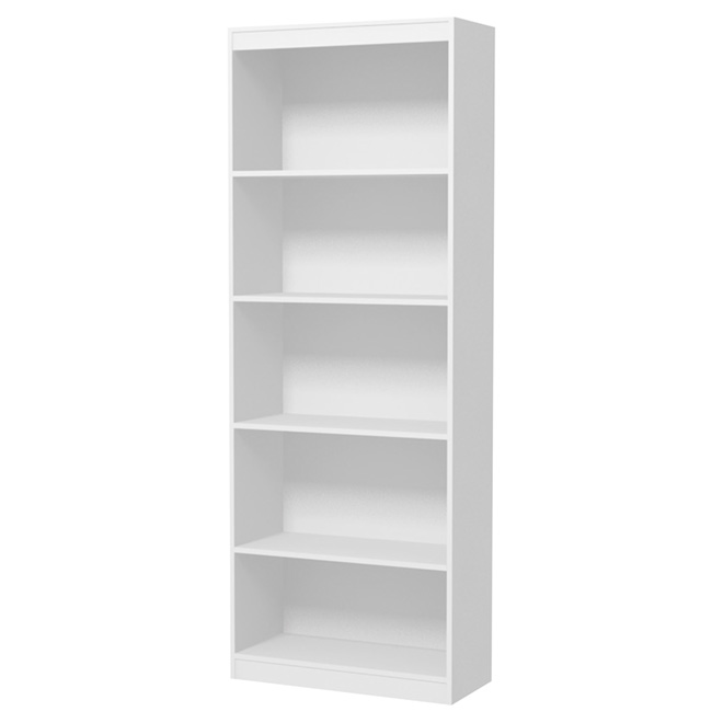 UBERHAUS 5 Shelf Bookcase
