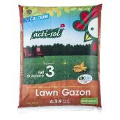 Natural Lawn Fertilizer - Step 3 - 4-3-9 - 15 kg