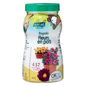 Engrais naturel pour fleurs annuelles, 350 g