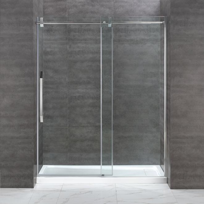Porte de douche «Antigua», 60 po