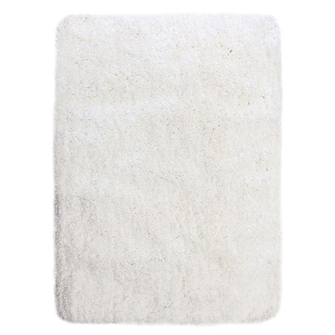 Tapis de bain « Salsa », blanc, 21 po x 34 po