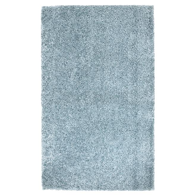 """Tapis de bain Harmonie, 17"""" x 24"""", bleu"""