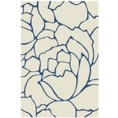 Area Rug - Daphne - Linen Coloured - 5'3