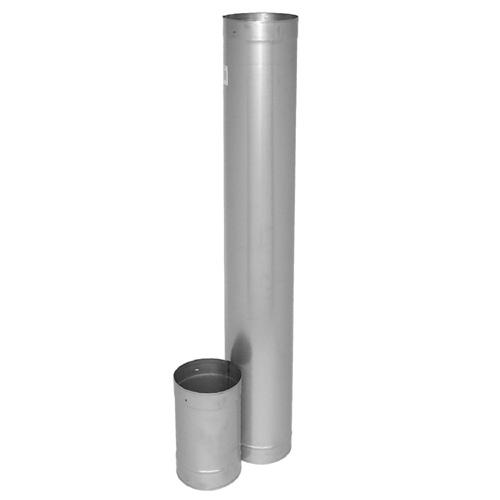 "Rigid liner for chimney - 6""x48"""