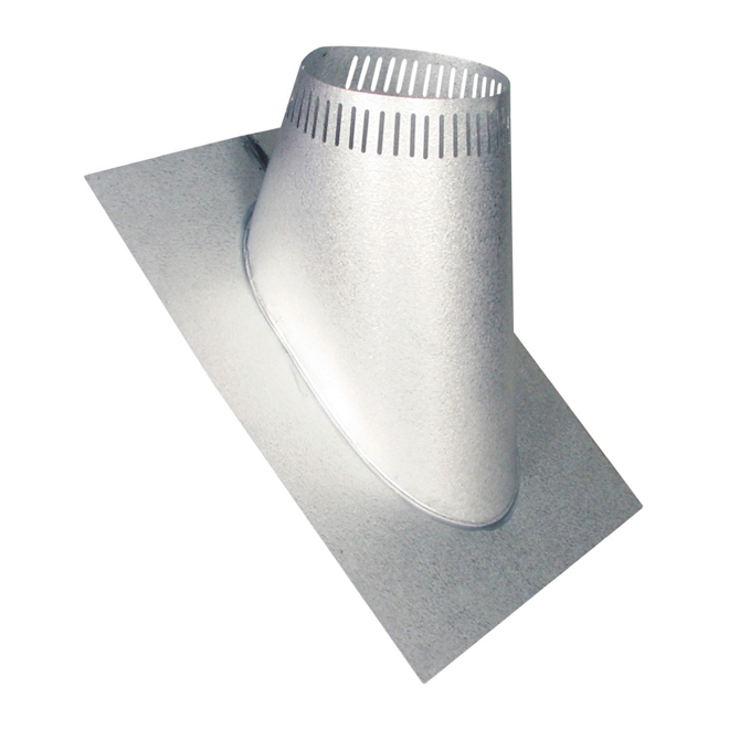 "Vented Flashing Kit - 7/12 to 12/12 for 7"" Chimney"