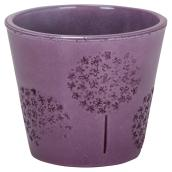 Ceramic Cover Pot - 707 - 6